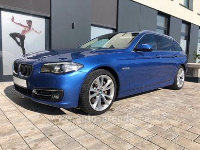 Buy BMW 525d Touring 2014 in Austria, picture 1