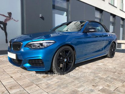 Buy BMW M240i Convertible in Austria