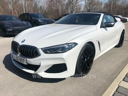 Buy BMW 8 Series Convertible M850i xDrive in Austria
