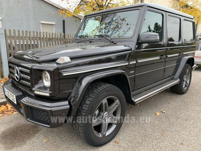Купить Mercedes-Benz G-Class 350d Limited Edition 1 of 463 в Австрии