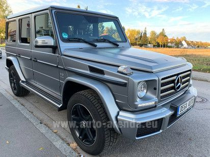 Купить Mercedes-Benz G-Class 500 Limited Edition 1 of 463 в Австрии