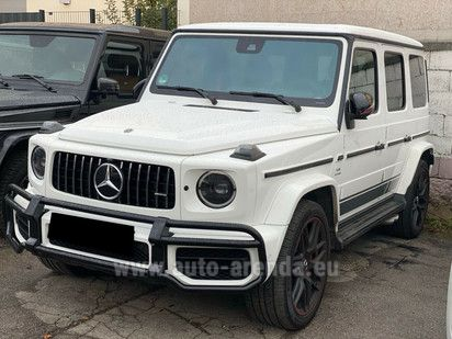 Buy Mercedes-AMG G 63 Edition 1 2019 in Austria, picture 1