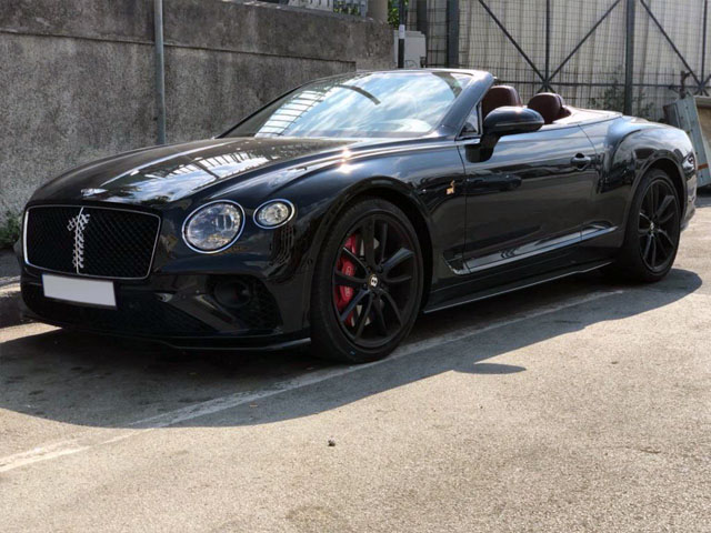 Cabriolet rental in Linz
