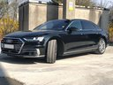 Rent-a-car Audi A8 Long 50 TDI Quattro in Linz, photo 5