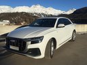 Rent-a-car Audi Q8 50 TDI Quattro with its delivery to Vienna International Airport, photo 1