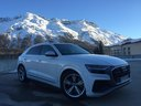 Rent-a-car Audi Q8 50 TDI Quattro with its delivery to Vienna International Airport, photo 2