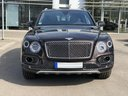 Rent-a-car Bentley Bentayga 6.0 Black in Linz, photo 4