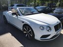 Rent-a-car Bentley Continental GTC V8 S in Austria, photo 2