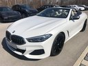 Rent-a-car BMW M850i xDrive Cabrio with its delivery to Vienna International Airport, photo 1