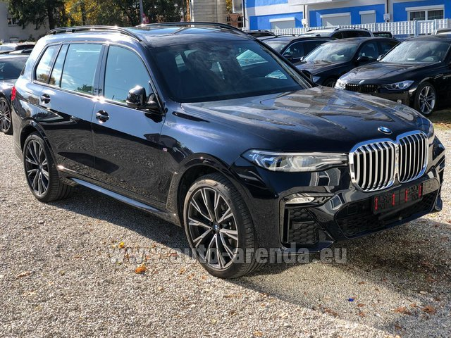 Rental BMW X7 xDrive40i in Graz