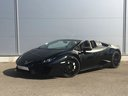 Rent-a-car Lamborghini Huracan Spyder LP 580 in Vienna, photo 1