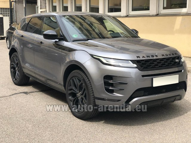 Rental Land Rover Range Rover Evoque D180SE in Graz