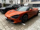 Rent-a-car McLaren 720S with its delivery to Vienna International Airport, photo 2