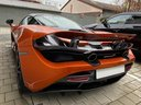 Rent-a-car McLaren 720S with its delivery to Vienna International Airport, photo 4