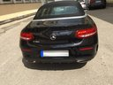 Rent-a-car Mercedes-Benz C 180 Cabrio AMG Equipment Black in Linz, photo 7