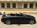 Rent-a-car Mercedes-Benz C 180 Cabrio AMG Equipment Black in Linz, photo 2