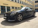 Rent-a-car Mercedes-Benz C 180 Cabrio AMG Equipment Black in Linz, photo 5