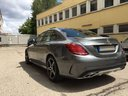 Rent-a-car Mercedes-Benz C-Class C43 AMG BITURBO 4Matic with its delivery to Vienna International Airport, photo 2