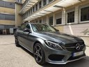 Rent-a-car Mercedes-Benz C-Class C43 AMG BITURBO 4Matic with its delivery to Vienna International Airport, photo 1