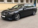 Rent-a-car Mercedes-Benz E 450 4MATIC T-Model AMG equipment with its delivery to Vienna International Airport, photo 1