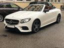 Rent-a-car Mercedes-Benz E-Class E300d Cabriolet diesel AMG equipment in Vienna, photo 1