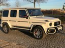 Rent-a-car Mercedes-Benz G 63 AMG White in Salzburg, photo 1