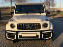 Rent-a-car Mercedes-Benz G 63 AMG White in Salzburg, photo 3