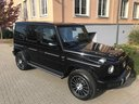 Rent-a-car Mercedes-Benz G-Class G500 Exclusive Edition in Salzburg, photo 10