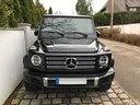 Rent-a-car Mercedes-Benz G-Class G500 Exclusive Edition in Salzburg, photo 12
