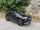 Rent-a-car Mercedes-Benz GLS 400d BlueTEC 4MATIC, TV, AMG equipment, VIP with its delivery to Vienna International Airport, photo 4