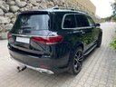 Rent-a-car Mercedes-Benz GLS 400d BlueTEC 4MATIC, TV, AMG equipment, VIP with its delivery to Vienna International Airport, photo 3