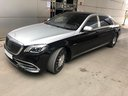 Rent-a-car Maybach S 560 4MATIC AMG equipment Metallic and Black in Linz, photo 3