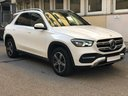Rent-a-car Mercedes-Benz GLE 350 4Matic AMG equipment with its delivery to Vienna International Airport, photo 1