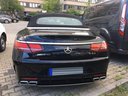 Rent-a-car Mercedes-Benz S 63 AMG Cabriolet V8 BITURBO 4MATIC+ in Vienna, photo 6