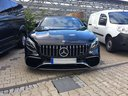 Rent-a-car Mercedes-Benz S 63 AMG Cabriolet V8 BITURBO 4MATIC+ in Vienna, photo 8