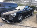 Rent-a-car Mercedes-Benz S 63 AMG Cabriolet V8 BITURBO 4MATIC+ in Vienna, photo 1