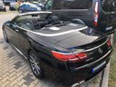 Rent-a-car Mercedes-Benz S 63 AMG Cabriolet V8 BITURBO 4MATIC+ in Vienna, photo 2