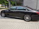 Rent-a-car Mercedes-Benz S 63 AMG Long in Vienna, photo 3