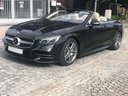 Rent-a-car Mercedes-Benz S-Class S 560 Cabriolet 4Matic AMG equipment in Salzburg, photo 1
