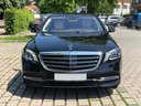 Rent-a-car Mercedes-Benz S-Class S400 Long 4Matic Diesel AMG equipment in Innsbruck, photo 4
