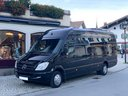 Rent-a-car Mercedes-Benz Sprinter 18 seats with its delivery to Vienna International Airport, photo 1