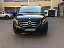 Rent-a-car Mercedes-Benz V-Class V 250 Diesel Long (8 seats) with its delivery to Vienna International Airport, photo 9