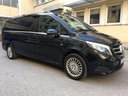 Rent-a-car Mercedes-Benz V-Class V 250 Diesel Long (8 seats) with its delivery to Vienna International Airport, photo 1
