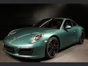 Rent-a-car Porsche 911 991 4S Racinggreen Individual Sport Chrono in Salzburg, photo 1