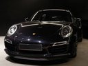 Rent-a-car Porsche 911 991 Turbo S Ceramic LED Sport Chrono Package in Linz, photo 1