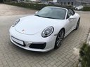 Rent-a-car Porsche 911 Carrera 4S Cabrio with its delivery to Vienna International Airport, photo 6