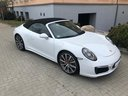 Rent-a-car Porsche 911 Carrera 4S Cabrio with its delivery to Vienna International Airport, photo 7