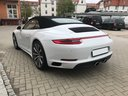 Rent-a-car Porsche 911 Carrera 4S Cabrio with its delivery to Vienna International Airport, photo 8