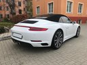 Rent-a-car Porsche 911 Carrera 4S Cabrio with its delivery to Vienna International Airport, photo 5