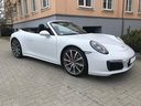 Rent-a-car Porsche 911 Carrera 4S Cabrio with its delivery to Vienna International Airport, photo 9
